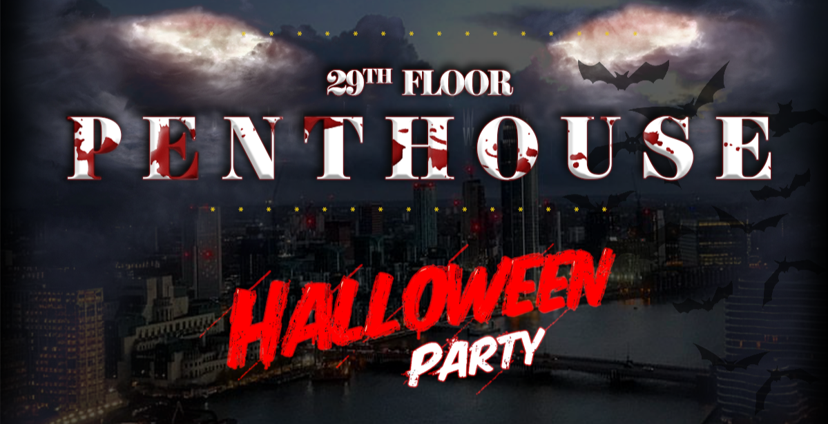 HALLOWEEN PENTHOUSE PARTY (28th Floor)
