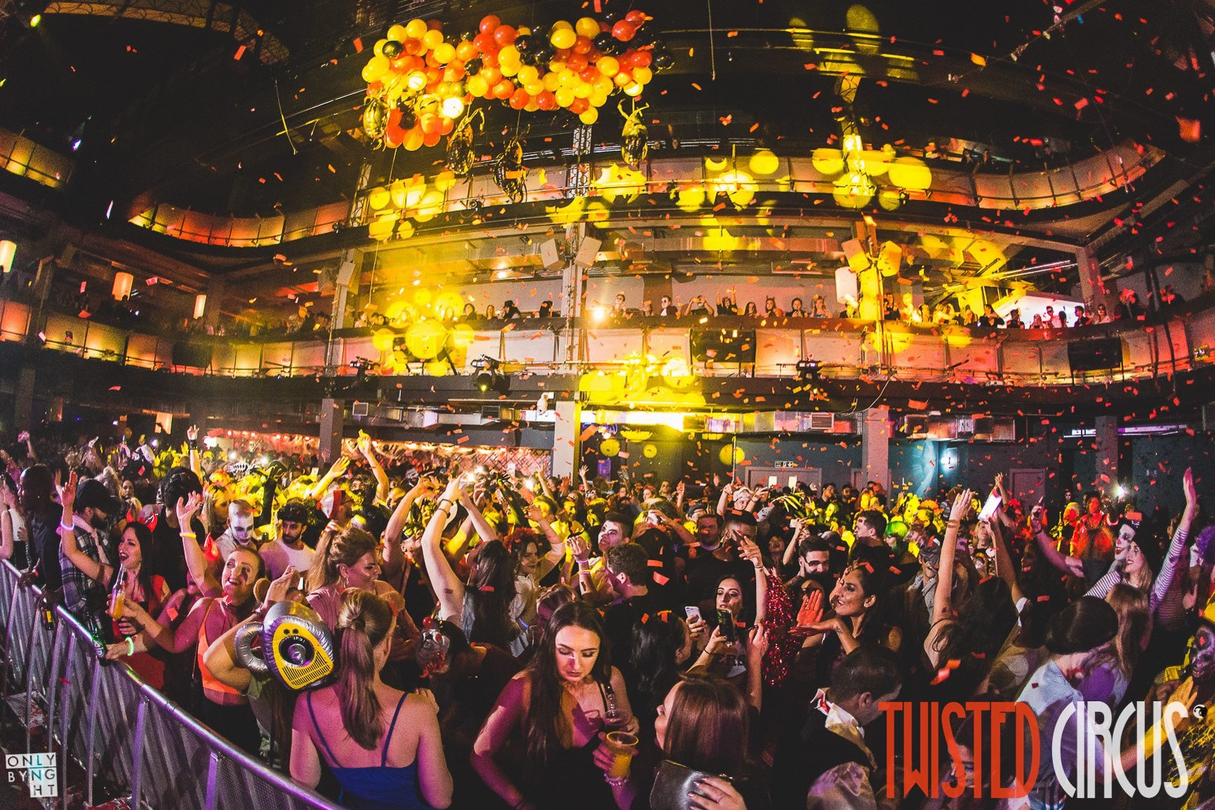 TWISTED CIRCUS HALLOWEEN FESTIVAL 2019 - NEWCASTLE