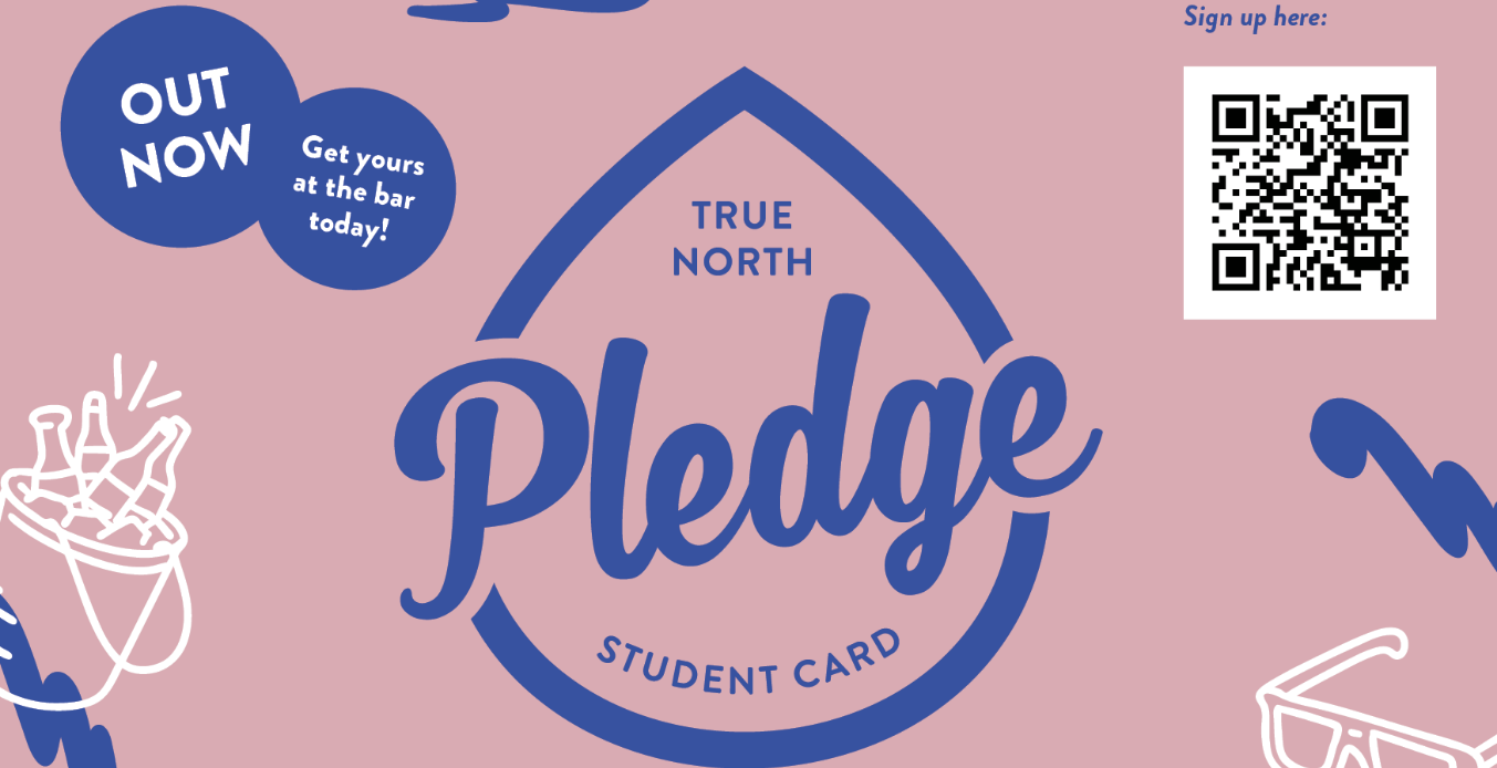 Pledge Student Card 2019-2020