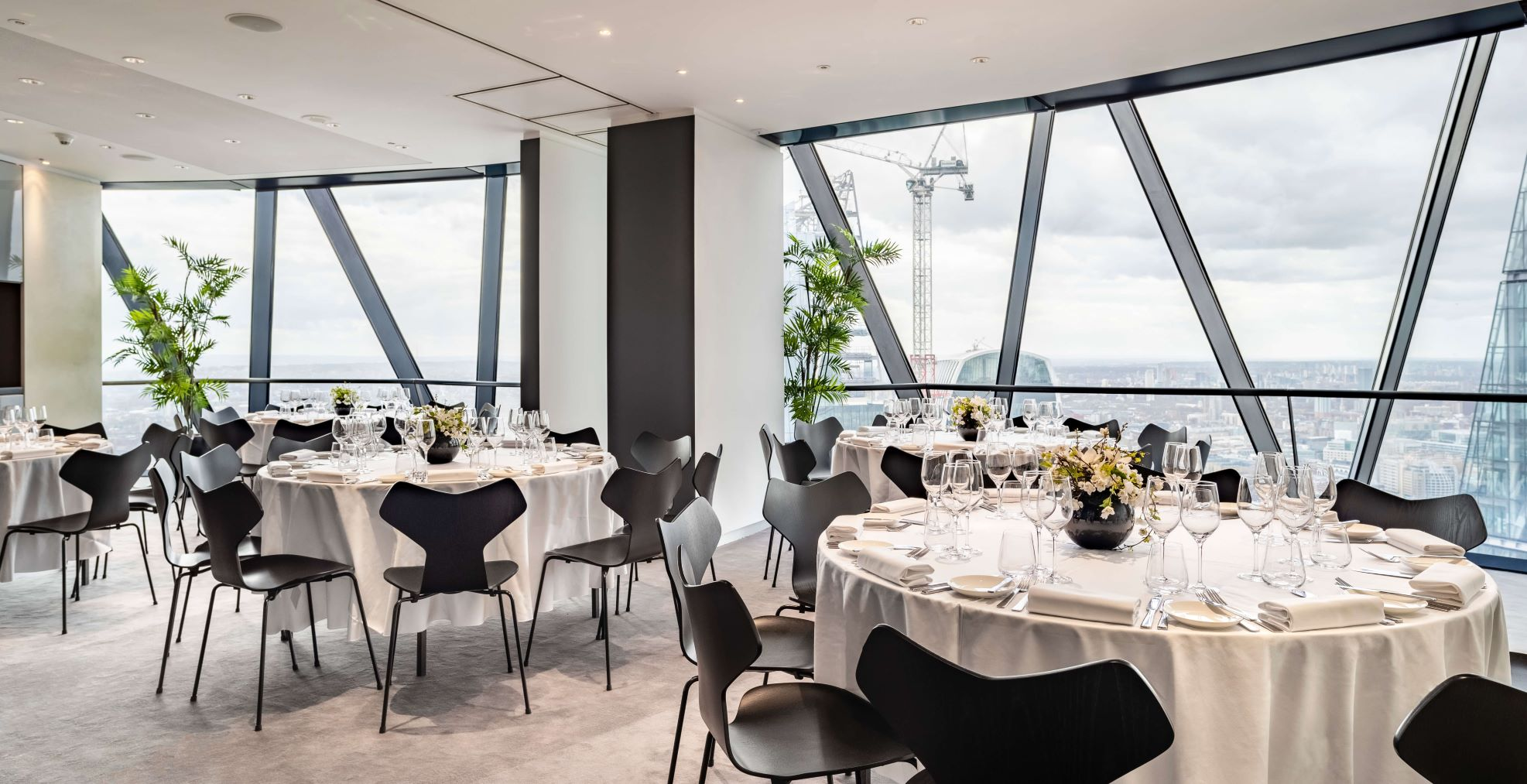 Harvest Wine Dinner at The Gherkin