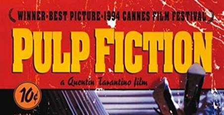 PULP FICTION (INDOOR DRIVE-IN MOVIE NIGHT)