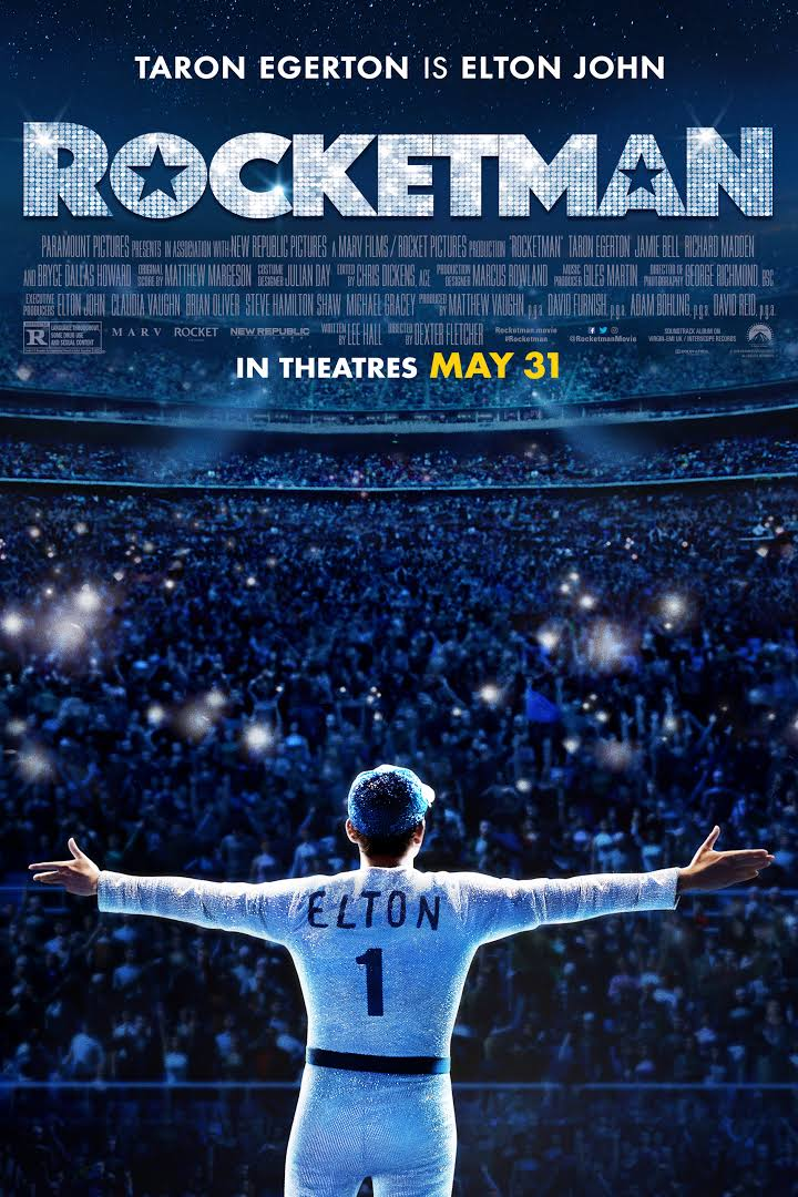ROCKETMAN: Weds/Thurs 8pm Screening (6:30pm on sundays)