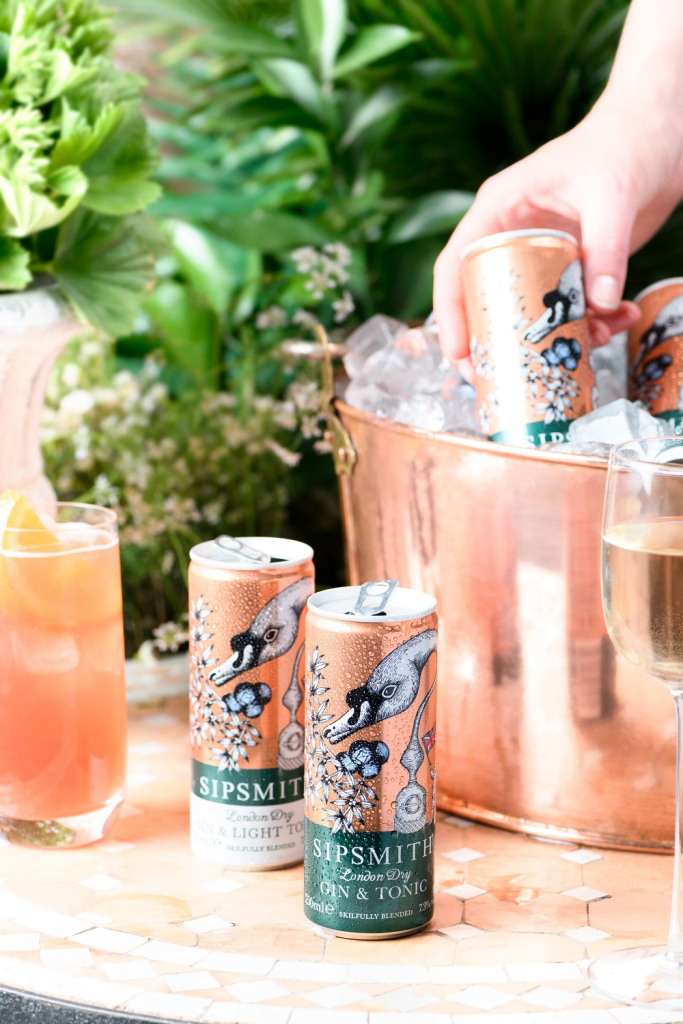 Sipsmith Sipping Society Summer Party