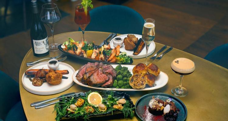 Rotunda Roast | London Restaurant Reviews | DesignMyNight
