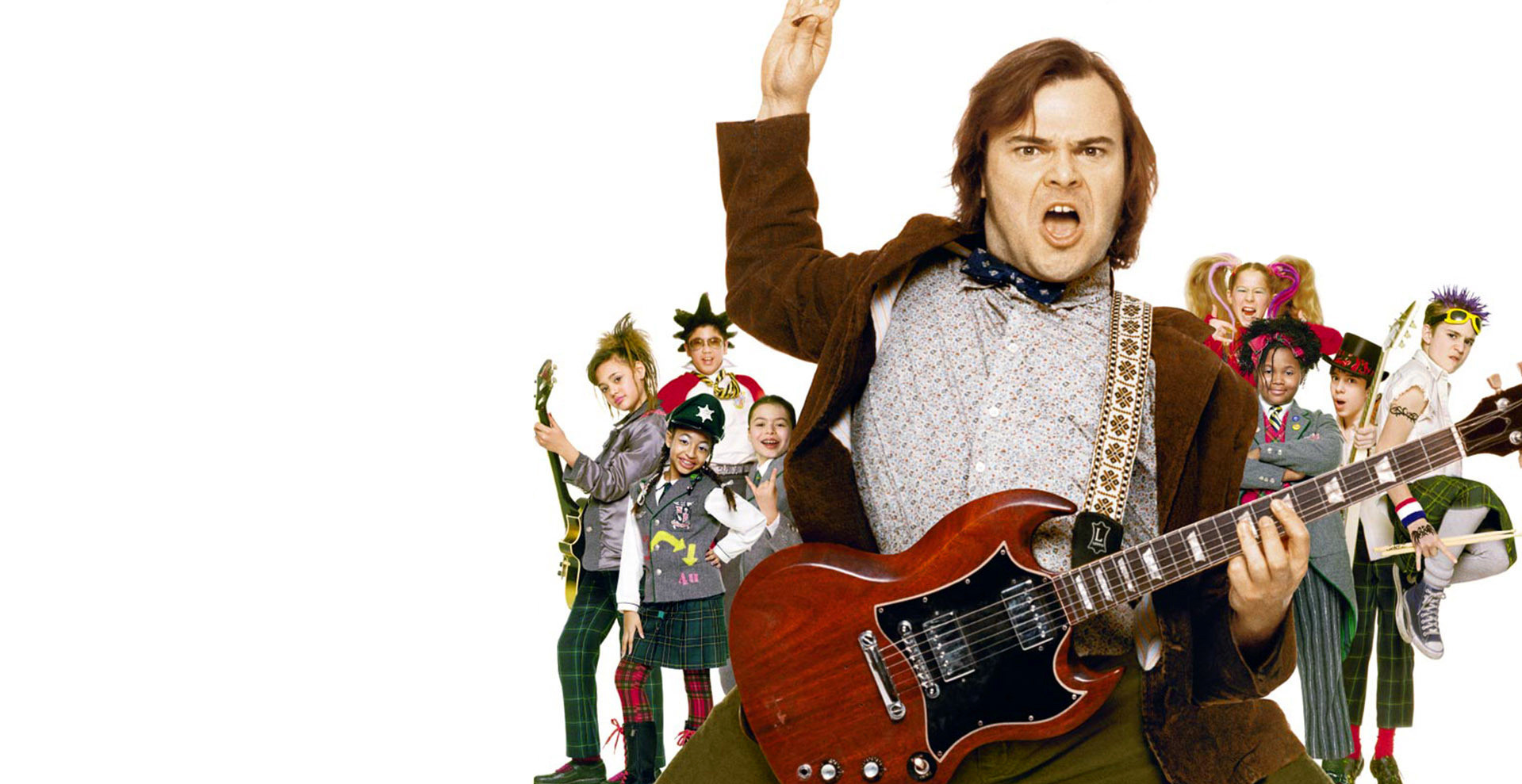 THE BOTTOMLESS SINGING CINEMA PRESENT: SCHOOL OF ROCK - MANCHESTER