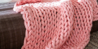 Arm knit throws workshop