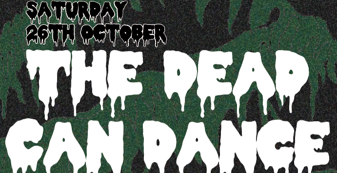 SR Presents: The Dead Can Dance