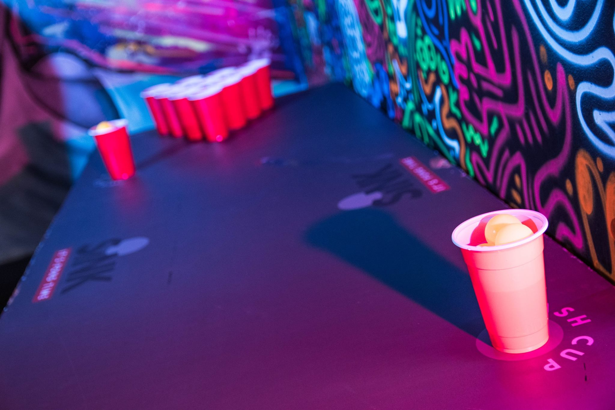 Ping Pong Bars in London | Where to Play Ping Pong in London