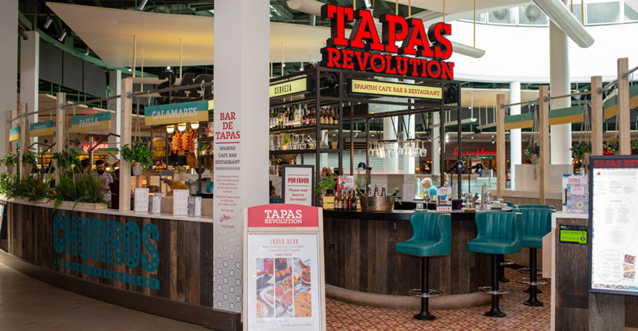 Tapas Revolution Sheffield