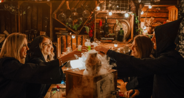 The Cauldron's immersive Harry Potter-themed cocktail classes