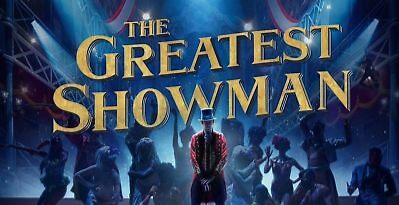 THE GREATEST SHOWMAN (INDOOR DRIVE-IN MOVIE)