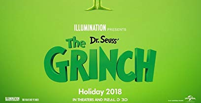 THE GRINCH (INDOOR DRIVE-IN MOVIE)