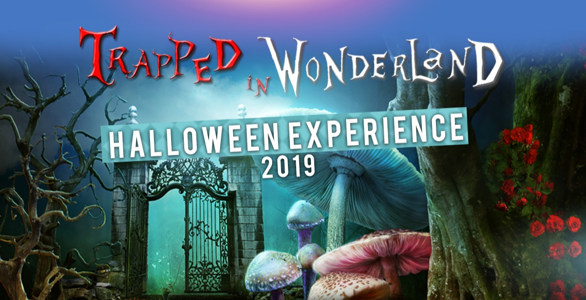 Trapped In Wonderland Halloween Experience: London