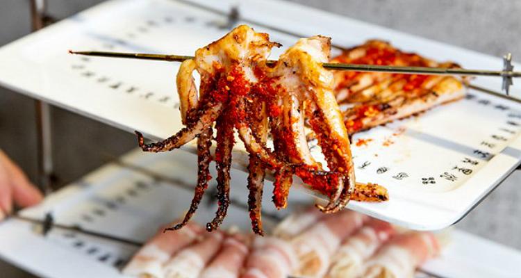 Yanji Korean BBQ London