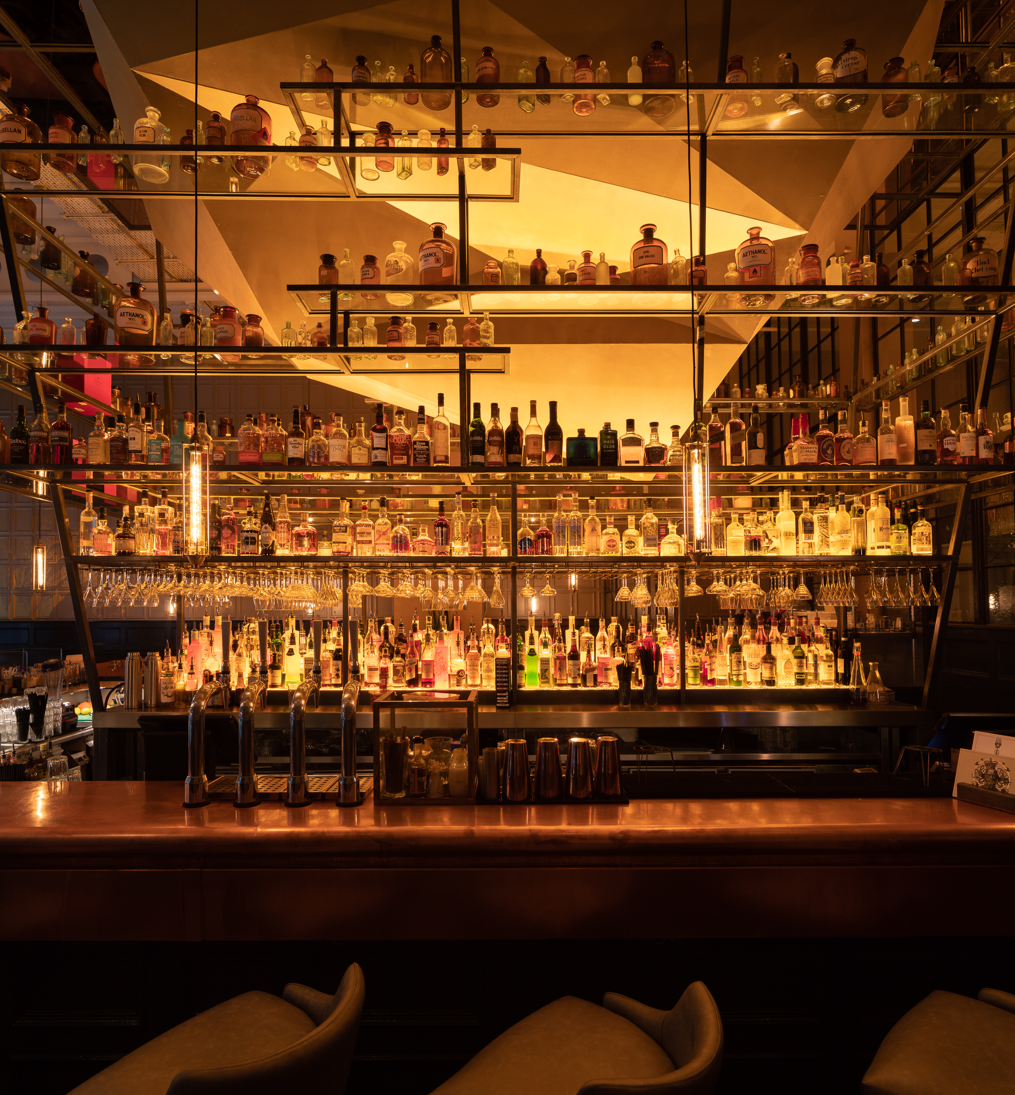 The Alchemist London - Bevis Marks