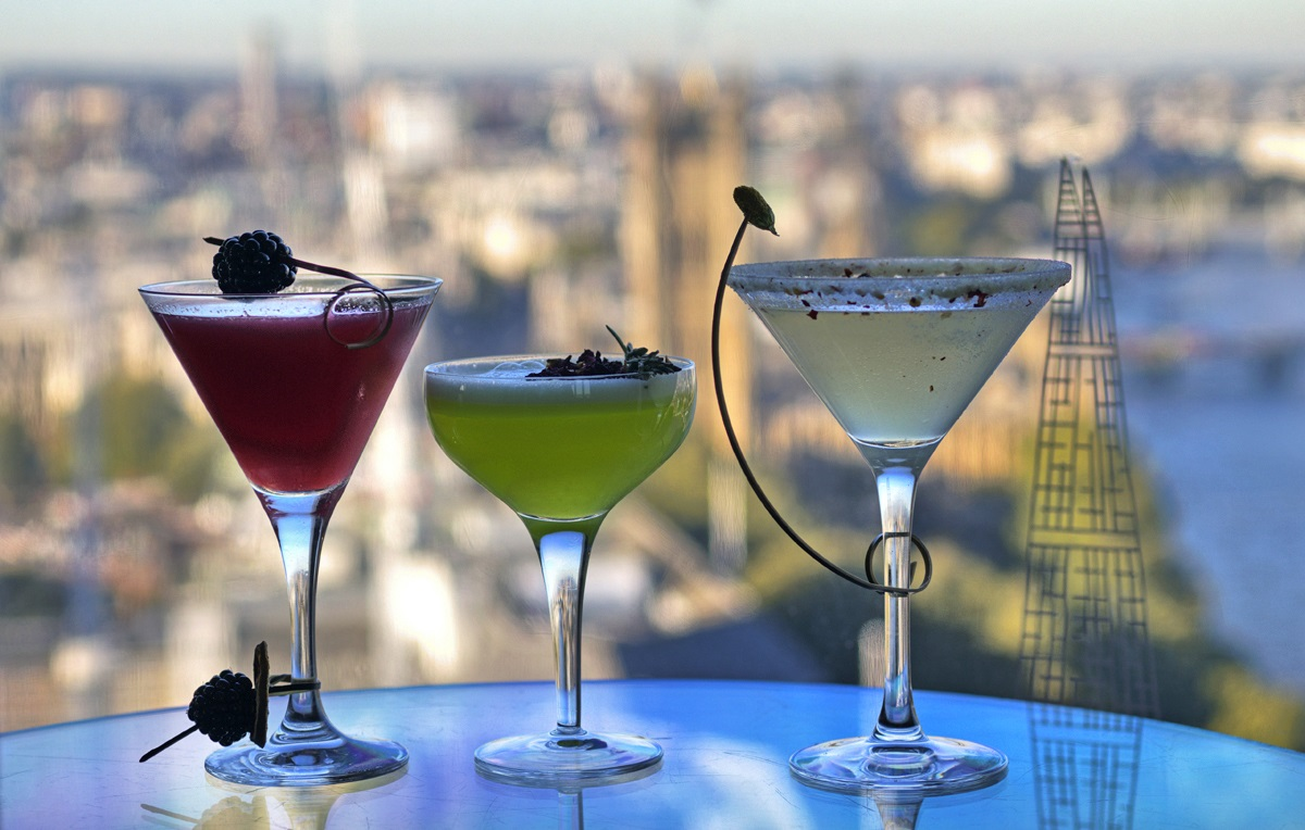 London Sky Bar (Atmosphere Venues)