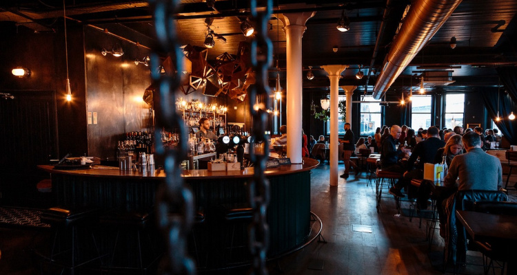 Cottonopolis | Gin In Manchester | DesignMyNight