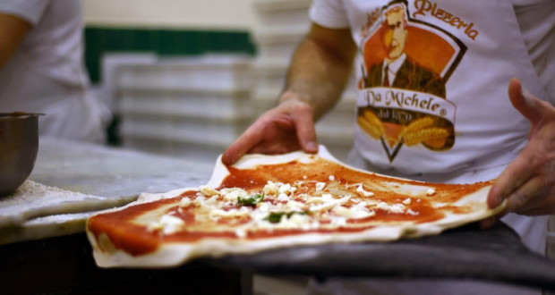 L'Antica Pizzeria Da Michele Soho