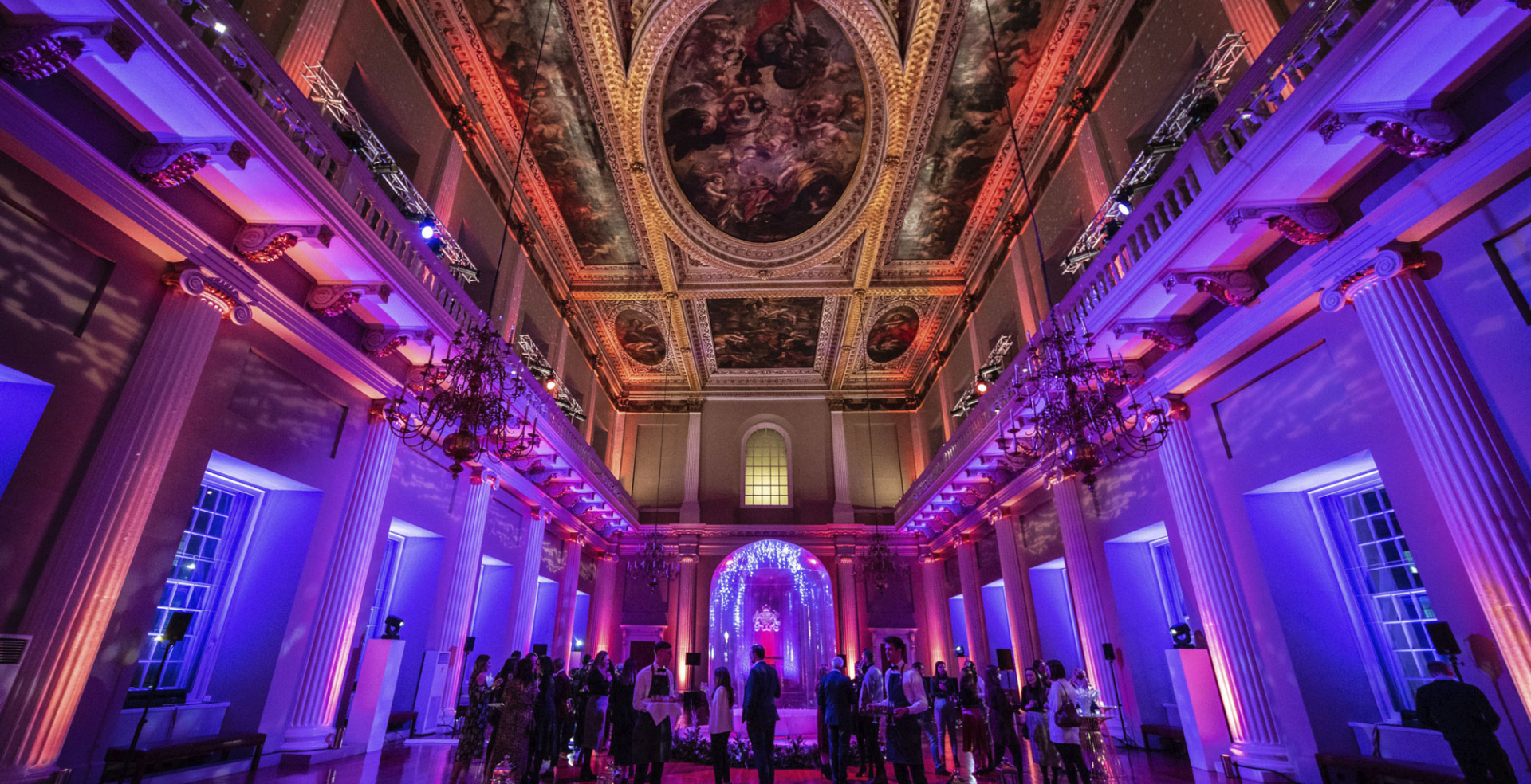 Something a Little Different in London | DesignMyNight