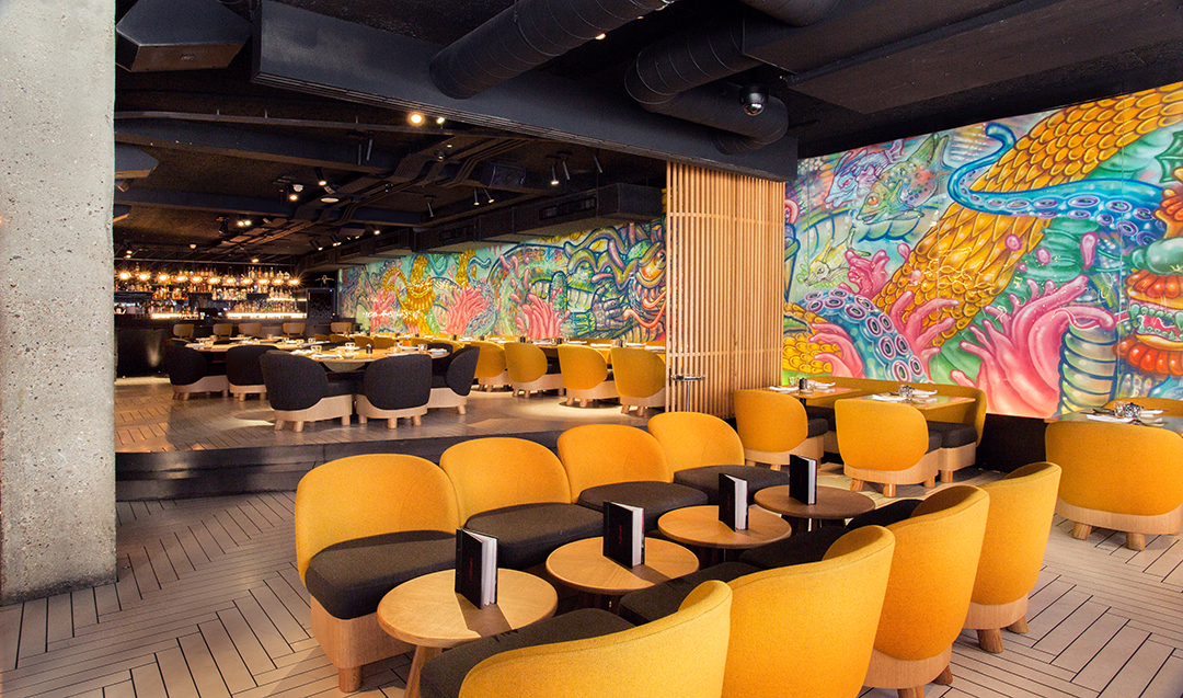 Chotto Matte Launches its 'Harajuku Heaven' brunch