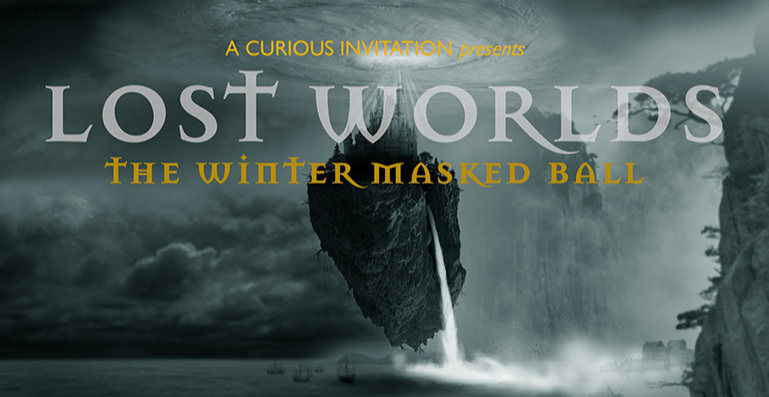LOST WORLDS - The Winter Masked Ball