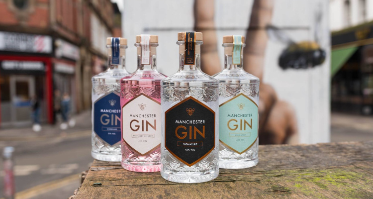 Manchester Gin | Gin In Manchester | DesignMyNight