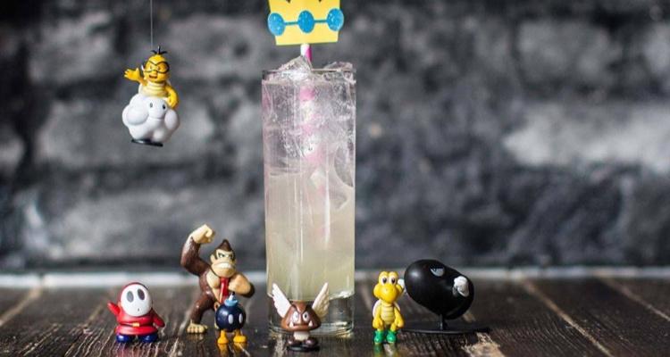 Mario Immersive Pop-Up Bar | Manchester Bar News | DesignMyNight