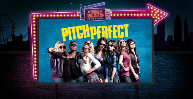 Pitch Perfect Movie Night - Free Sing-along Ticket