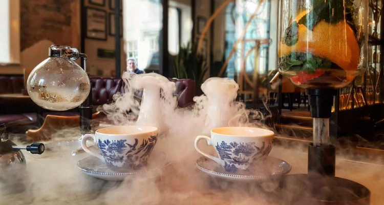 Tea Part The Alchemist | London Bar Reviews | DesignMyNight