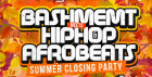 Bashment Meets Hip-Hop & Afrobeats Summer Party