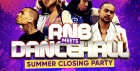 RnB Meets Dancehall Summer Party
