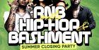 RnB Meets Hip-Hop & Dancehall Summer Party