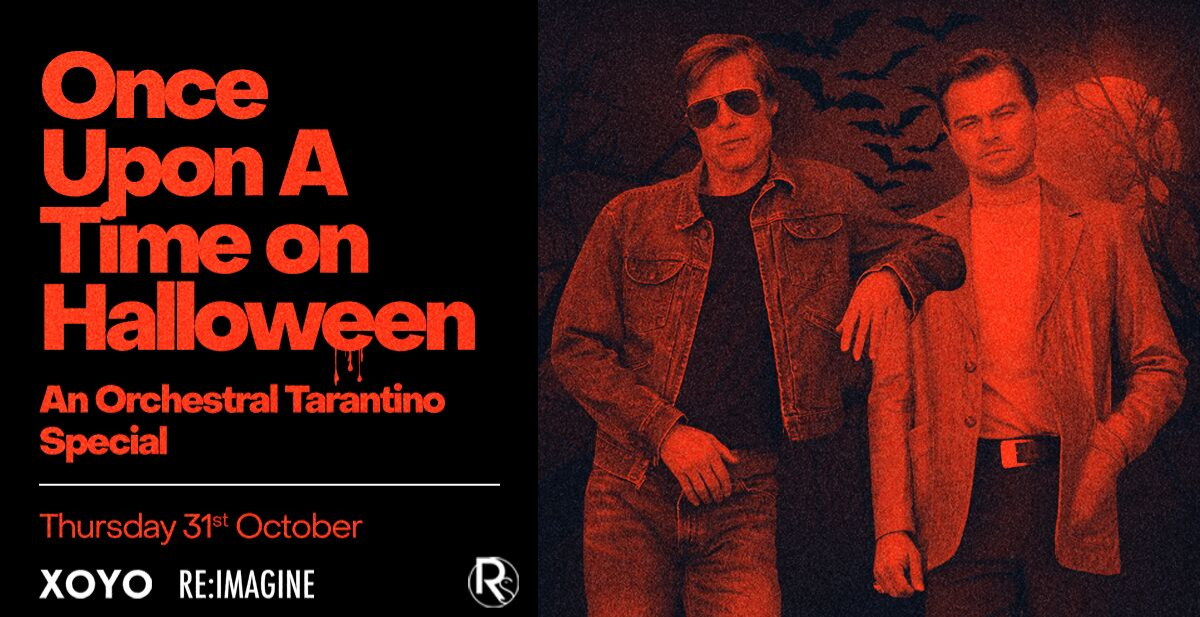 Once Upon A Time On Halloween: An Orchestral Tarantino Special