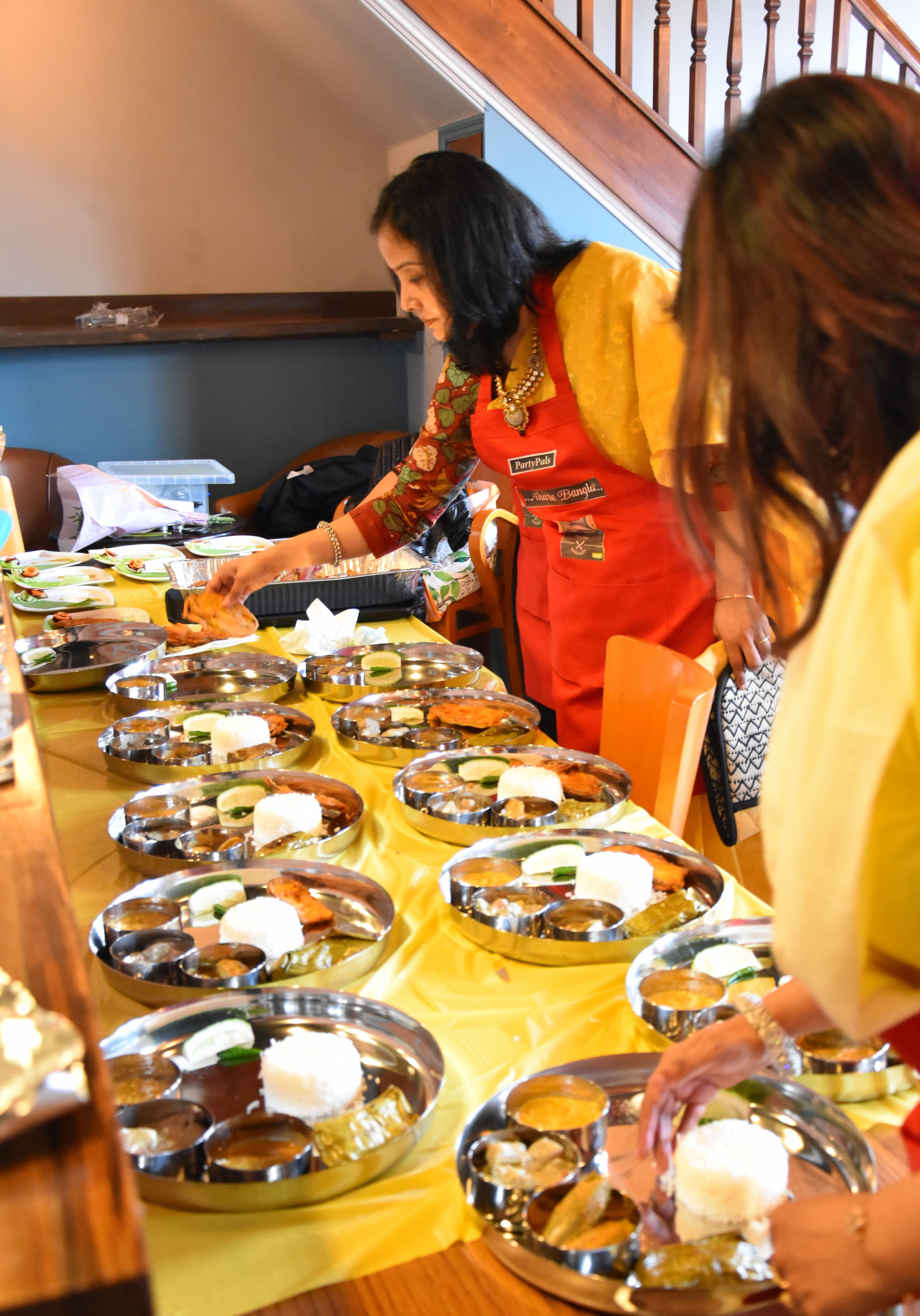 Ahare Bangla – The Indian Supper Club