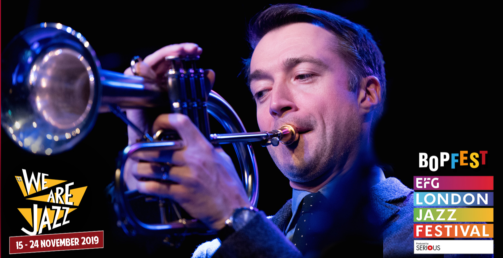 EFG LONDON JAZZ FEST & BOPFEST: STEVE FISHWICK NONET FT. MICHAEL WEISS