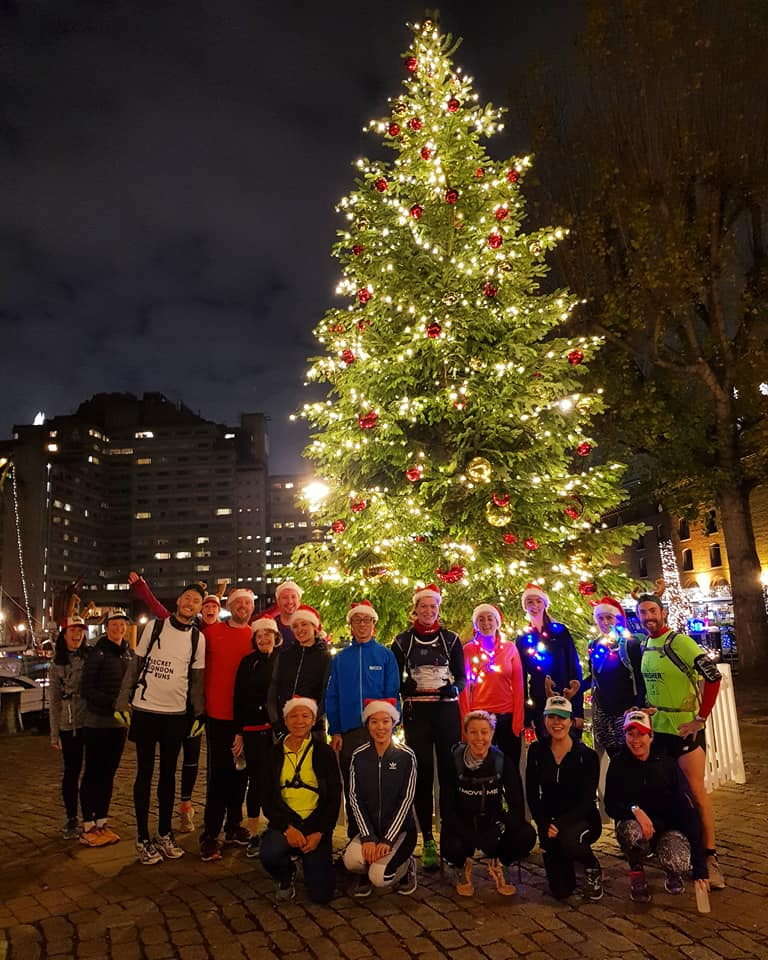 Yule Jog 10K - Christmas Lights Running Tour