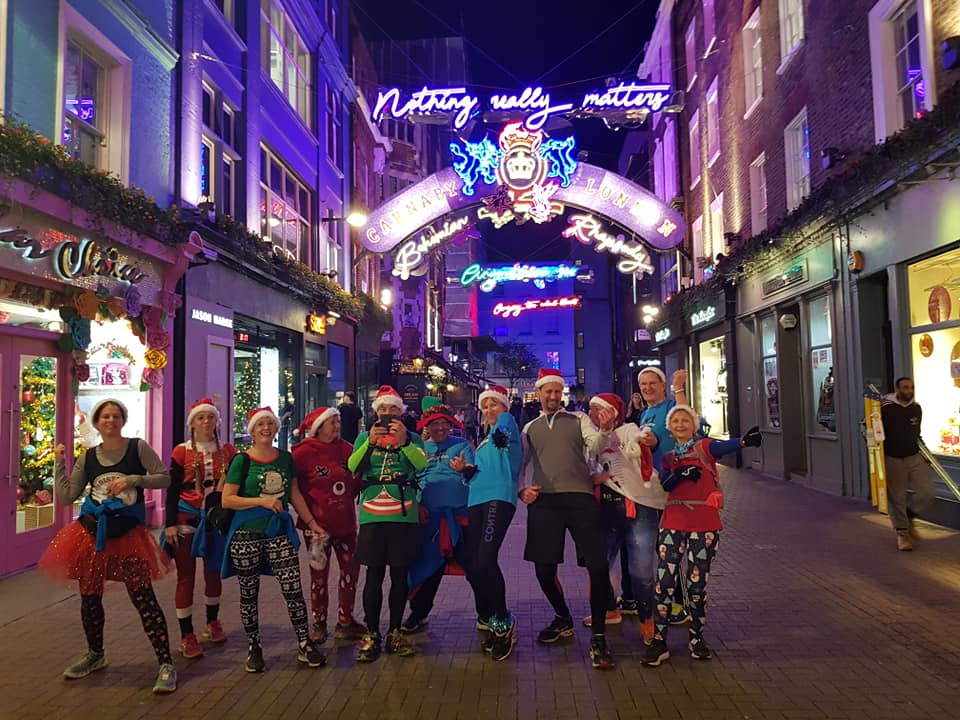 Yule Jog 5K - Christmas Lights Running Tour