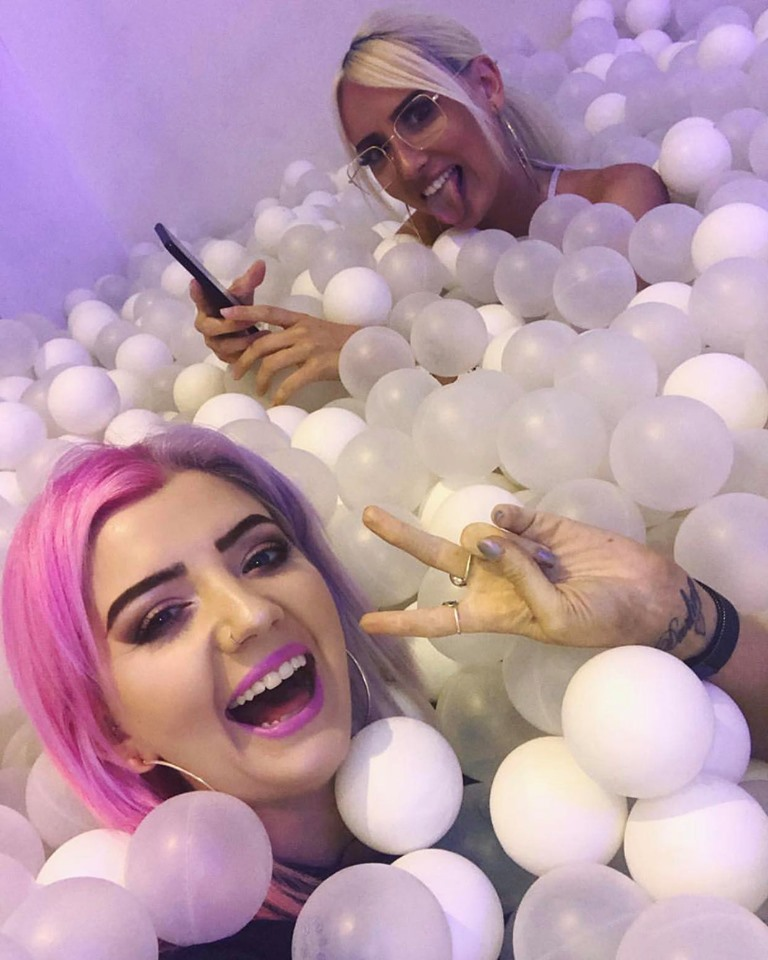 We Get Deep Wednesdays  - Ball Pit Ticket