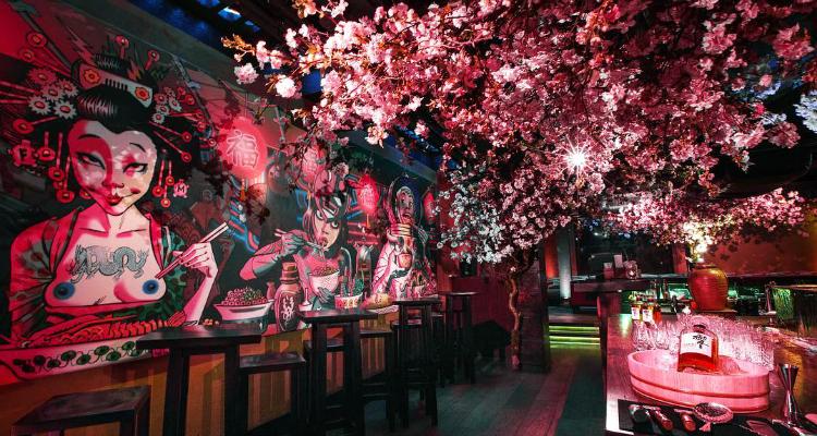 ROKA House of Suntory London Cocktail Week 2019