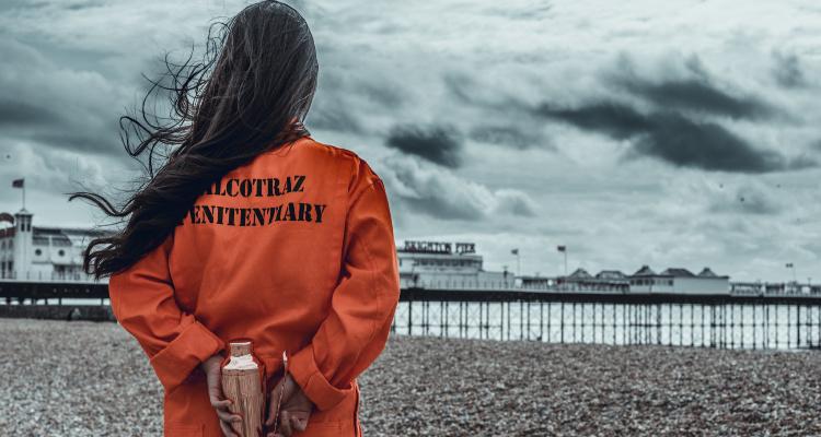 Alcotraz Brighton | Brighton Bar Reviews | DesignMyNight