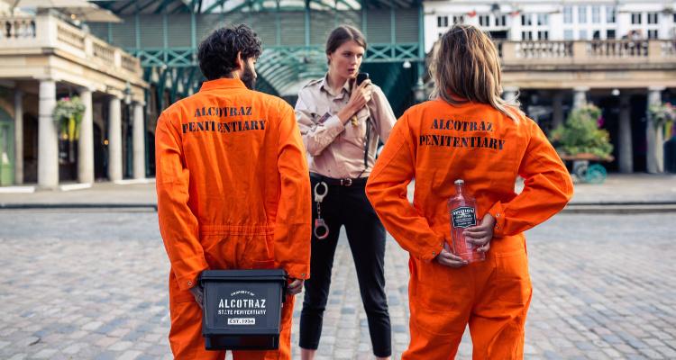 Alcotraz Covent Garden | London Bar Reviews | DesignMyNight