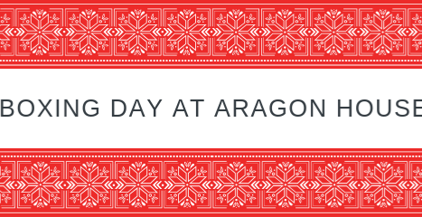 Boxing day Lunch at Aragon House