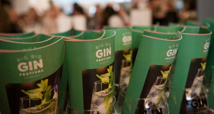 Gin Yoga Class Edinburgh Big Gin Fest