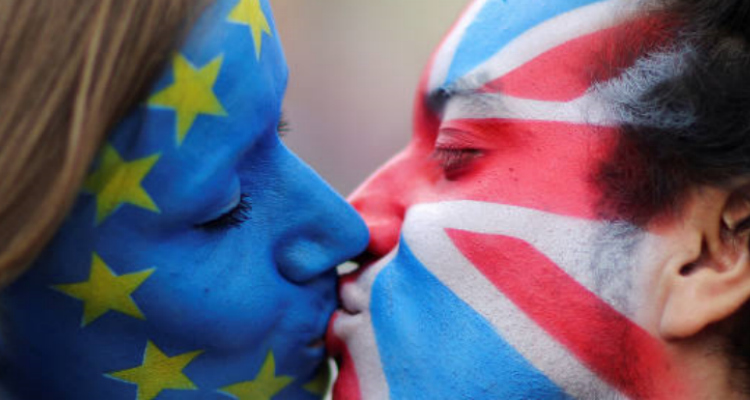 Brexit Speed Dating The Exhibit Balham