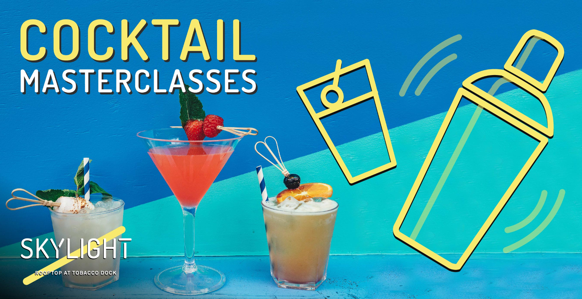 Skylight Cocktail Masterclass