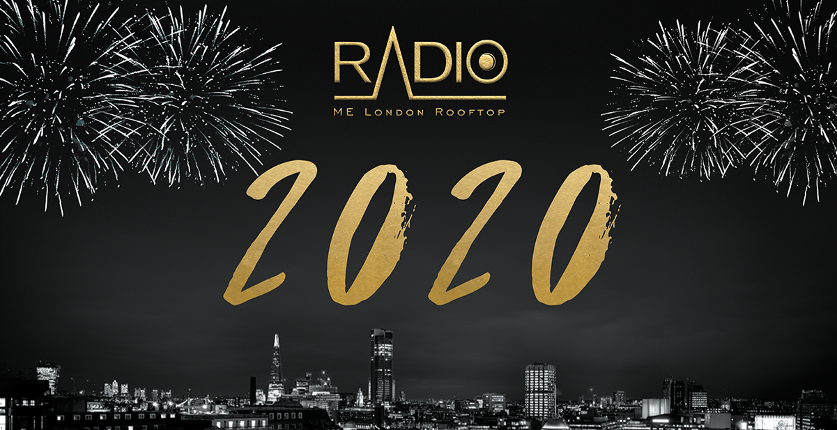 New Year's Eve at Radio Rooftop