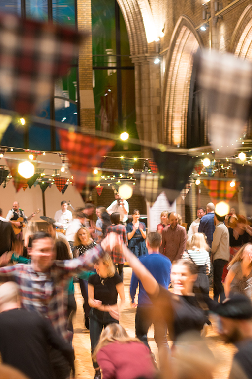 Pop-Up Ceilidh - St Andrew's Day Special