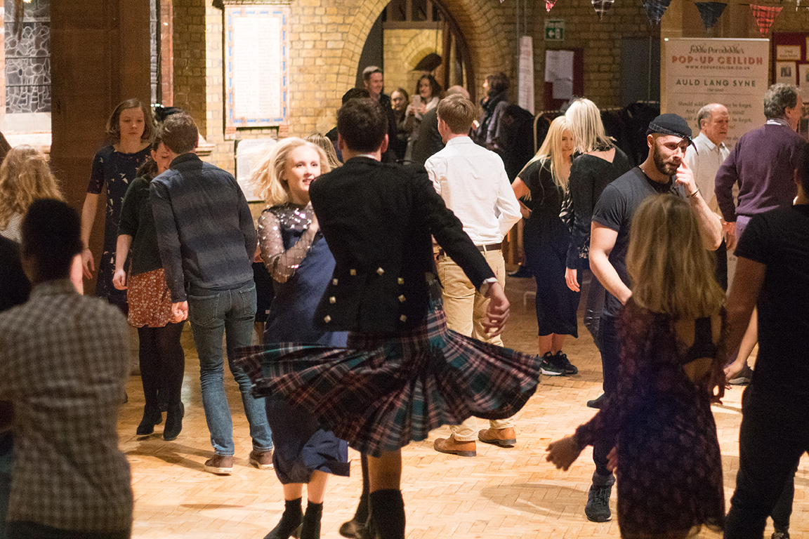 New Year's Eve Ceilidh, Balham