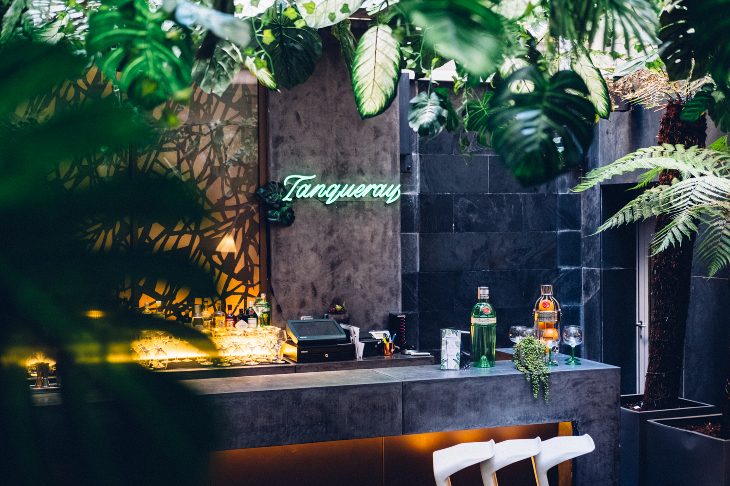 Tanqueray No. TEN Cocktail Masterclass