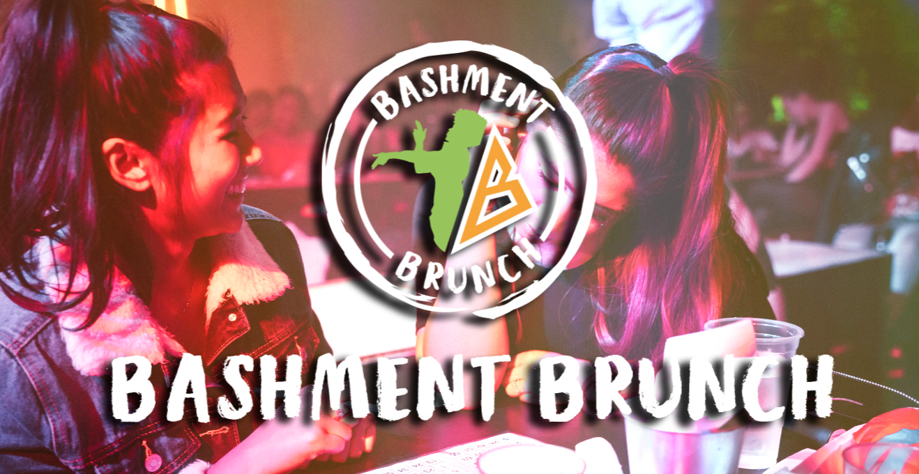 Bashment Brunch: August  1st